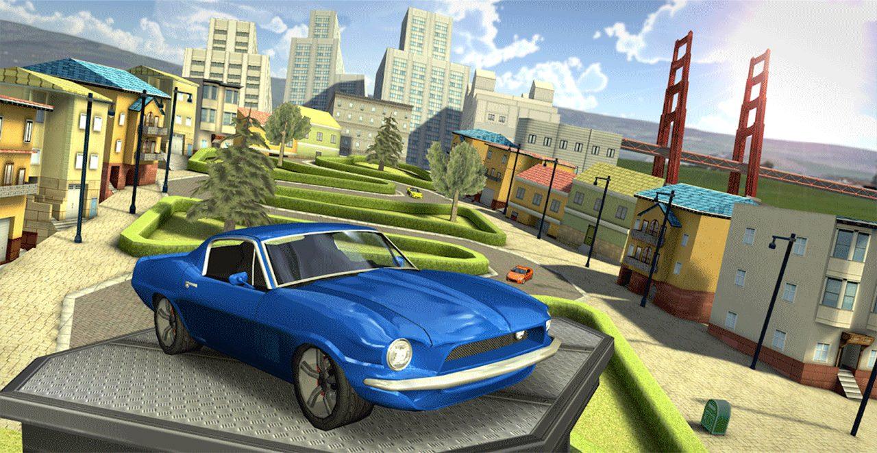 Car Driving Simulator: SF Mod Apk