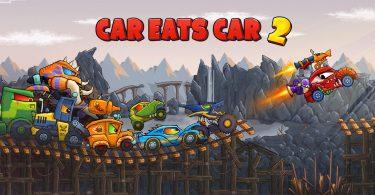 Car Eats Car 2 - Racing Game Mod Apk
