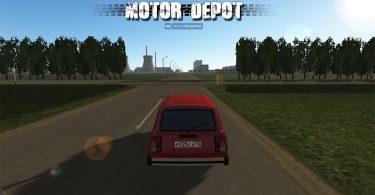 Motor Depot Mod Apk