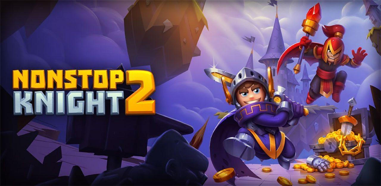 Nonstop Knight 2 - Action RPG Mod Apk