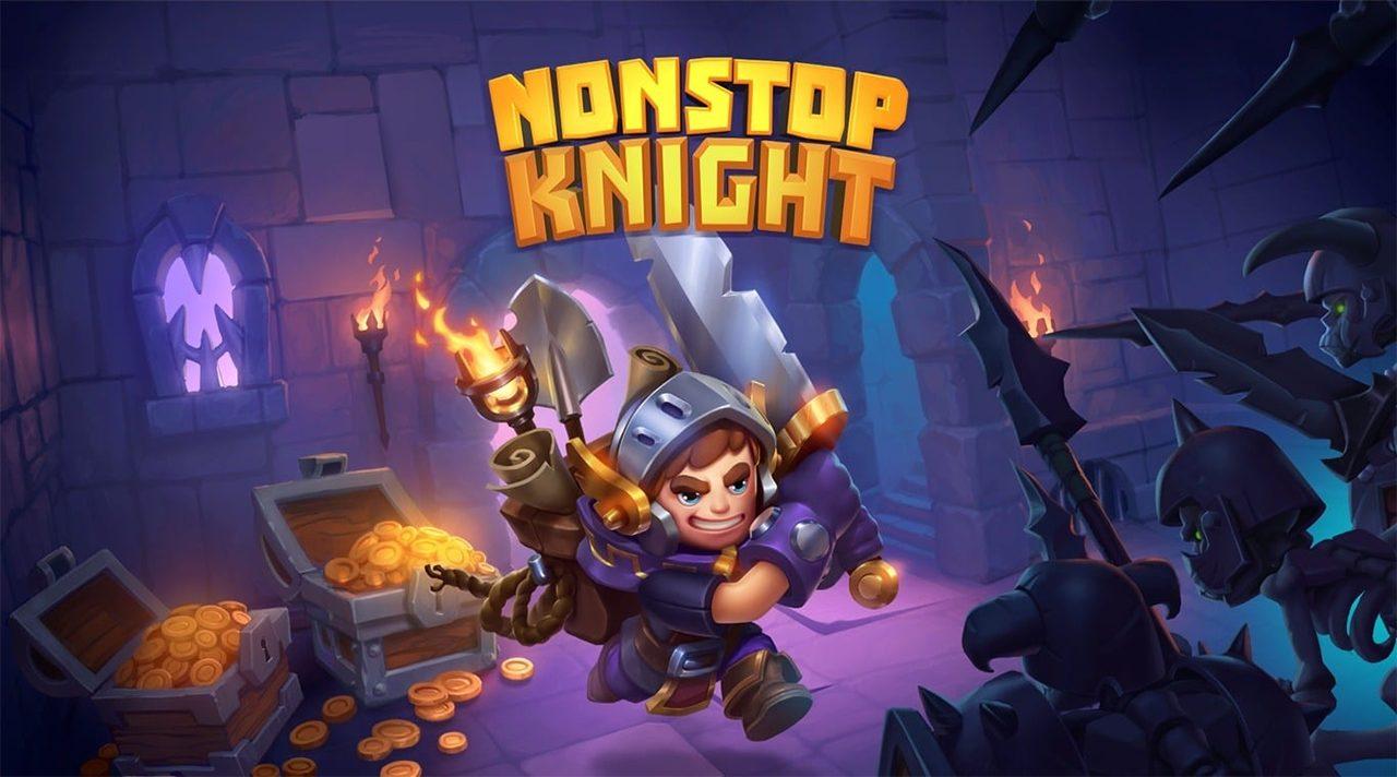Nonstop Knight - Offline Idle RPG Clicker Mod Apk
