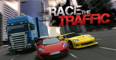 Race the Traffic Mod Apk