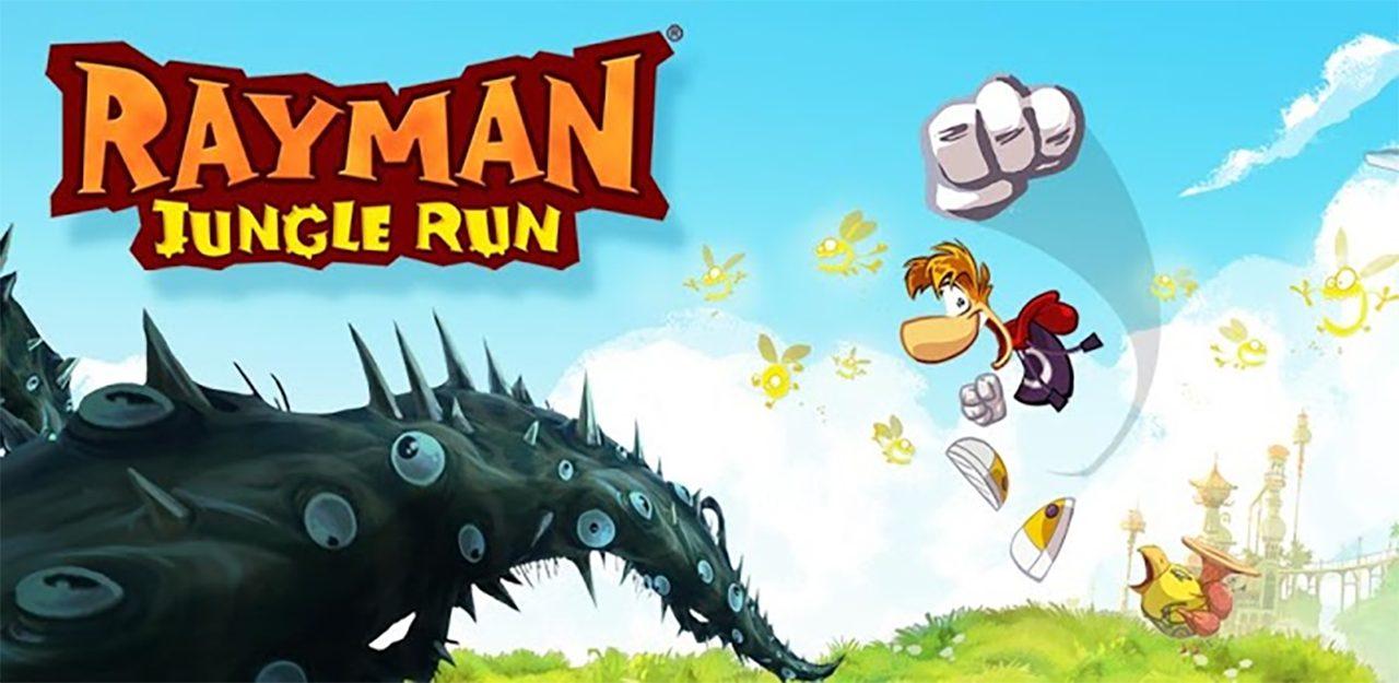 Rayman Jungle Run Mod Apk