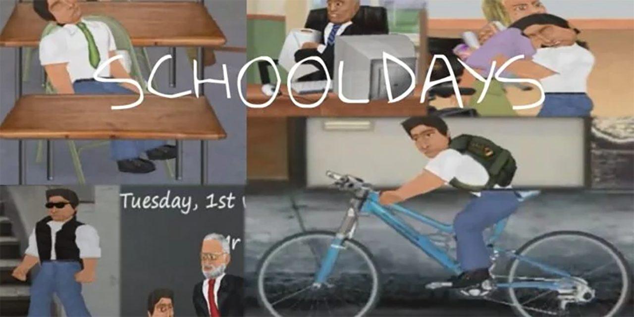 School Days Mod Apk