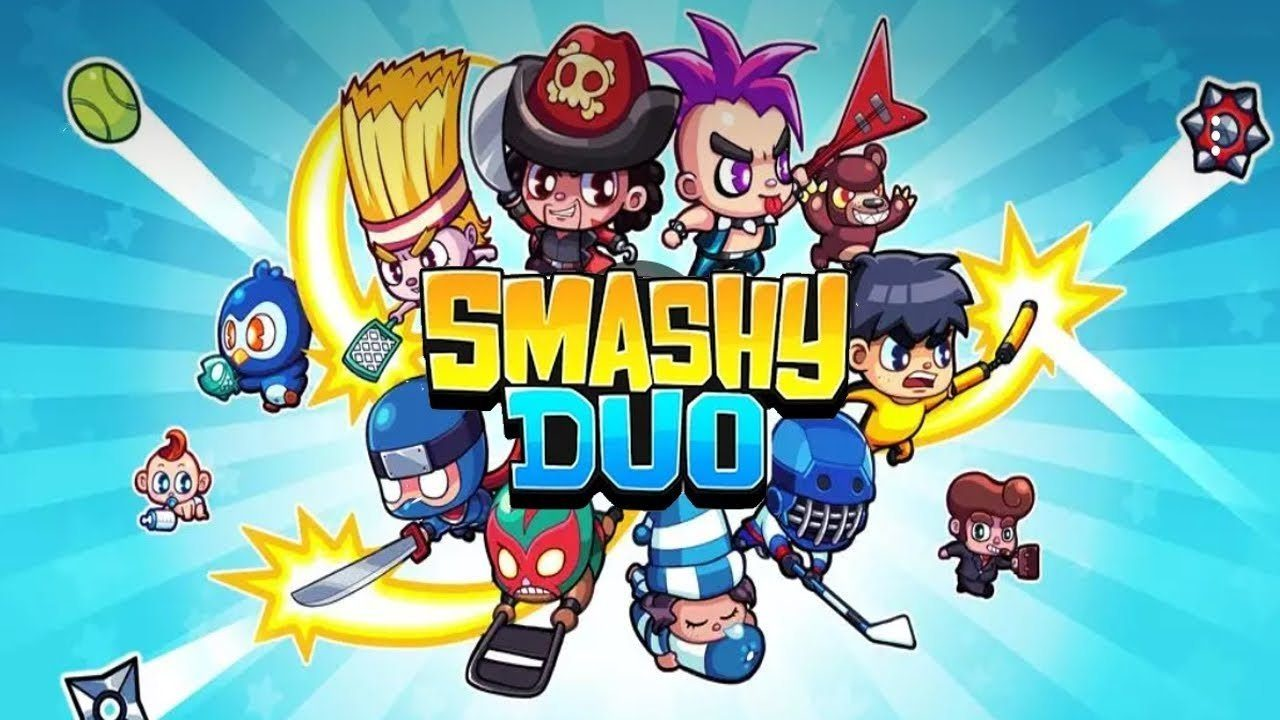 Smashy Duo Mod Apk