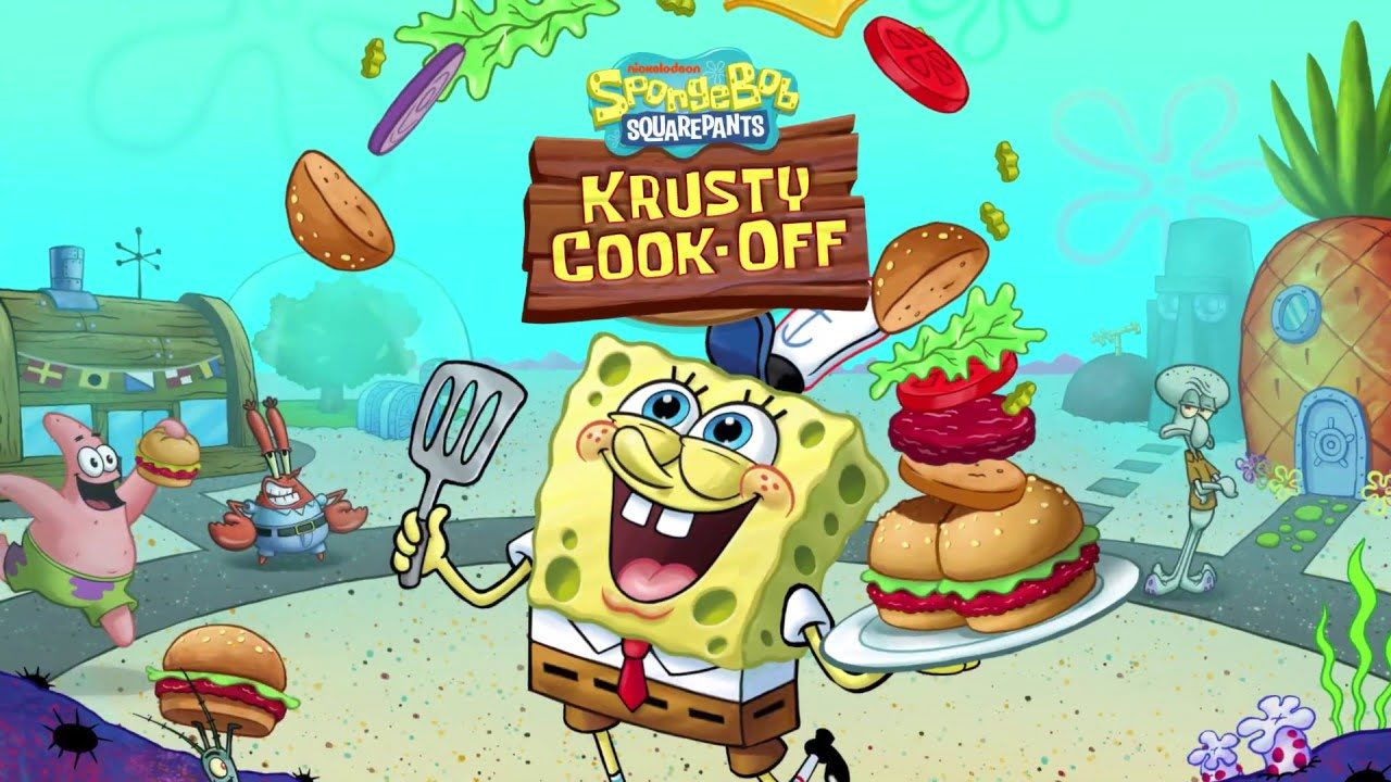 SpongeBob: Krusty Cook-Off Mod Apk