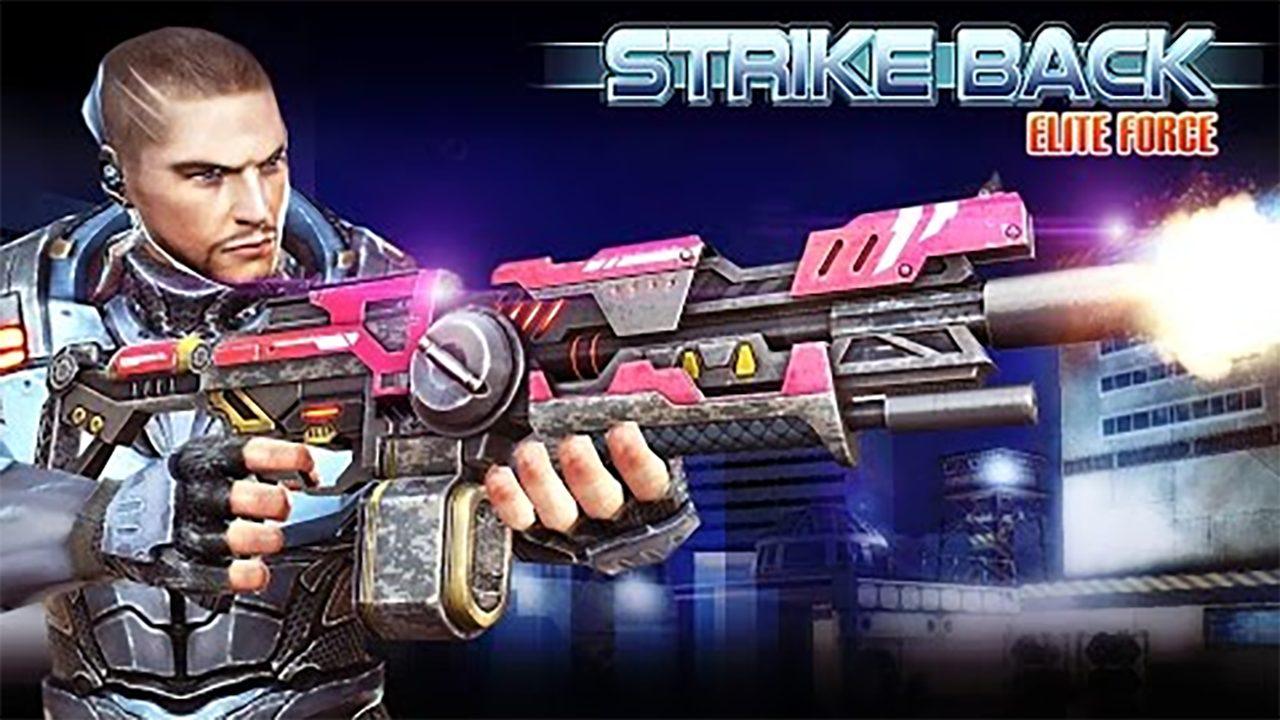 Strike Back: Elite Force - FPS Mod Apk