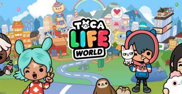 Toca Life World: Build stories & create your world Mod Apk