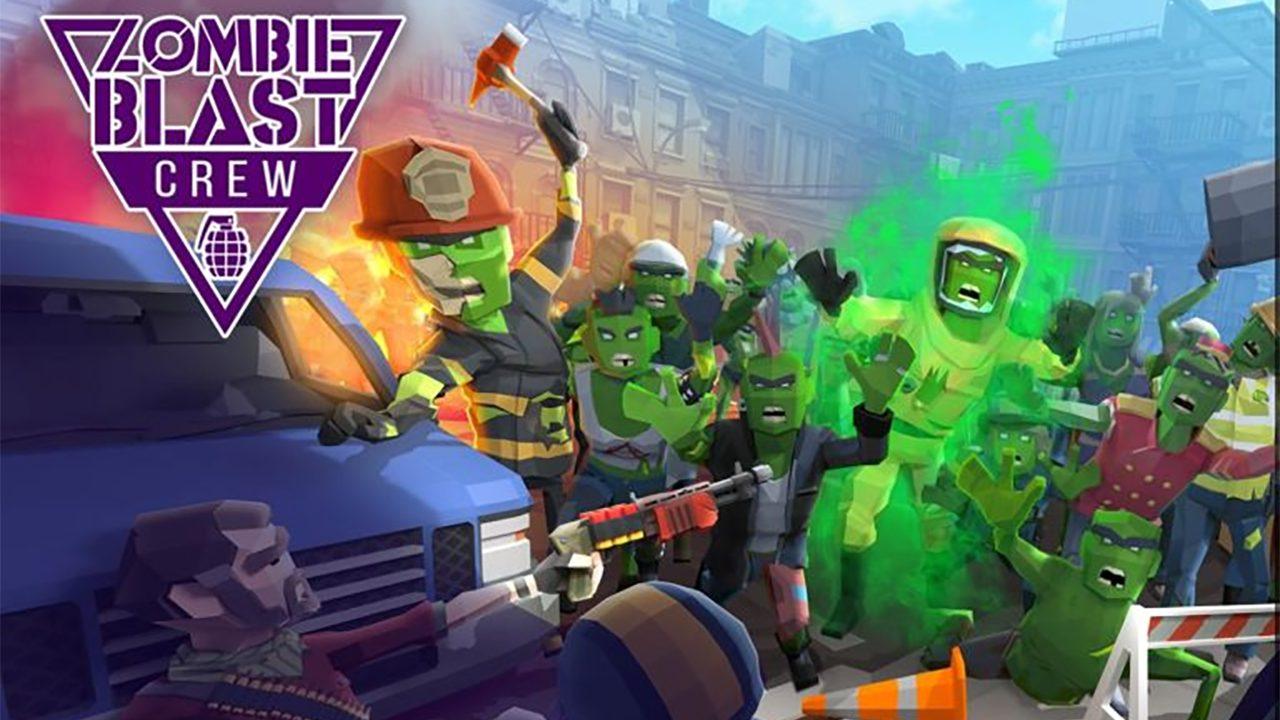 Zombie Blast Crew Mod Apk