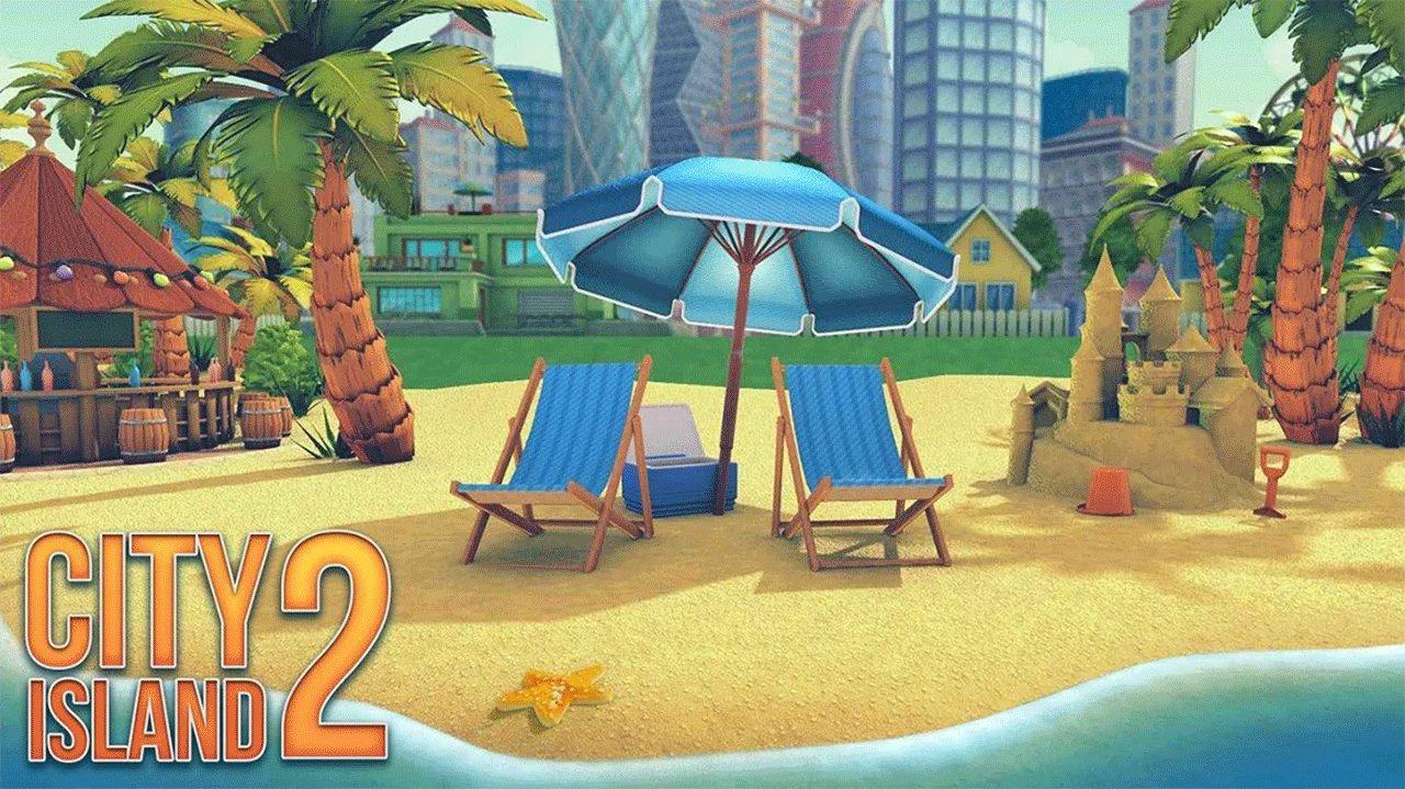 City Island 2 - Building Story Mod Apk