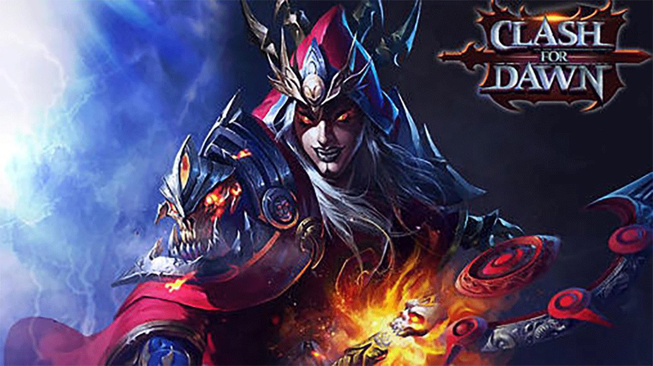 Clash for Dawn: Guild War Mod Apk
