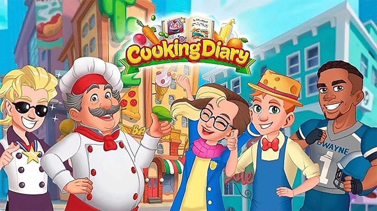 Cooking Diary Mod Apk