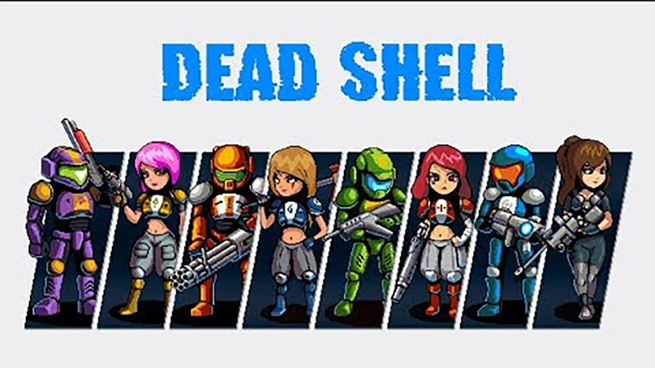 Dead Shell: Roguelike RPG Mod Apk