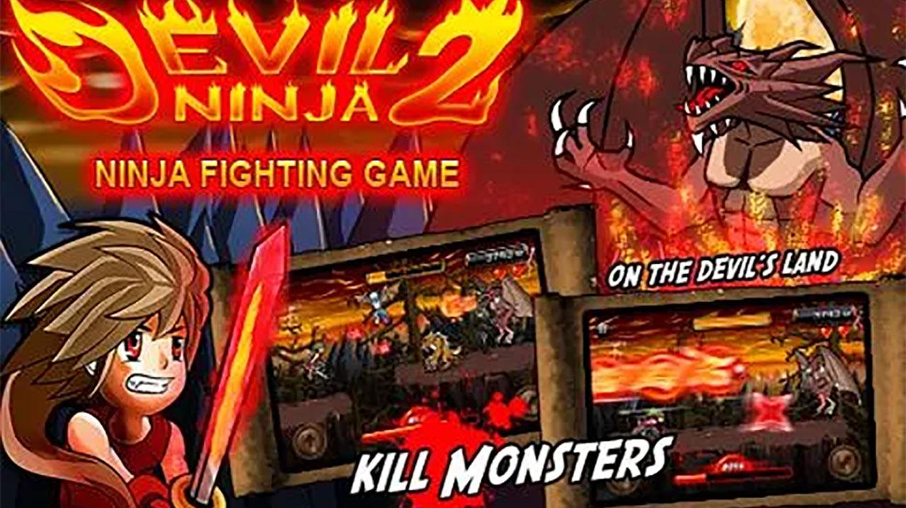 Devil Ninja 2 Mod Apk