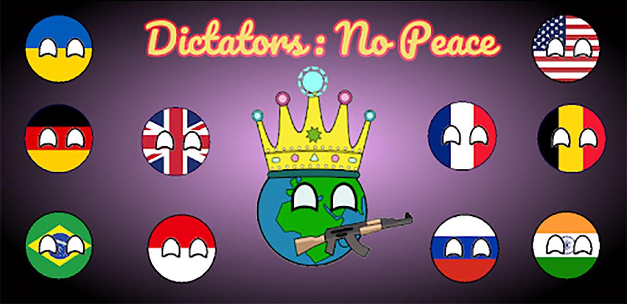 Dictators : No Peace Mod Apk