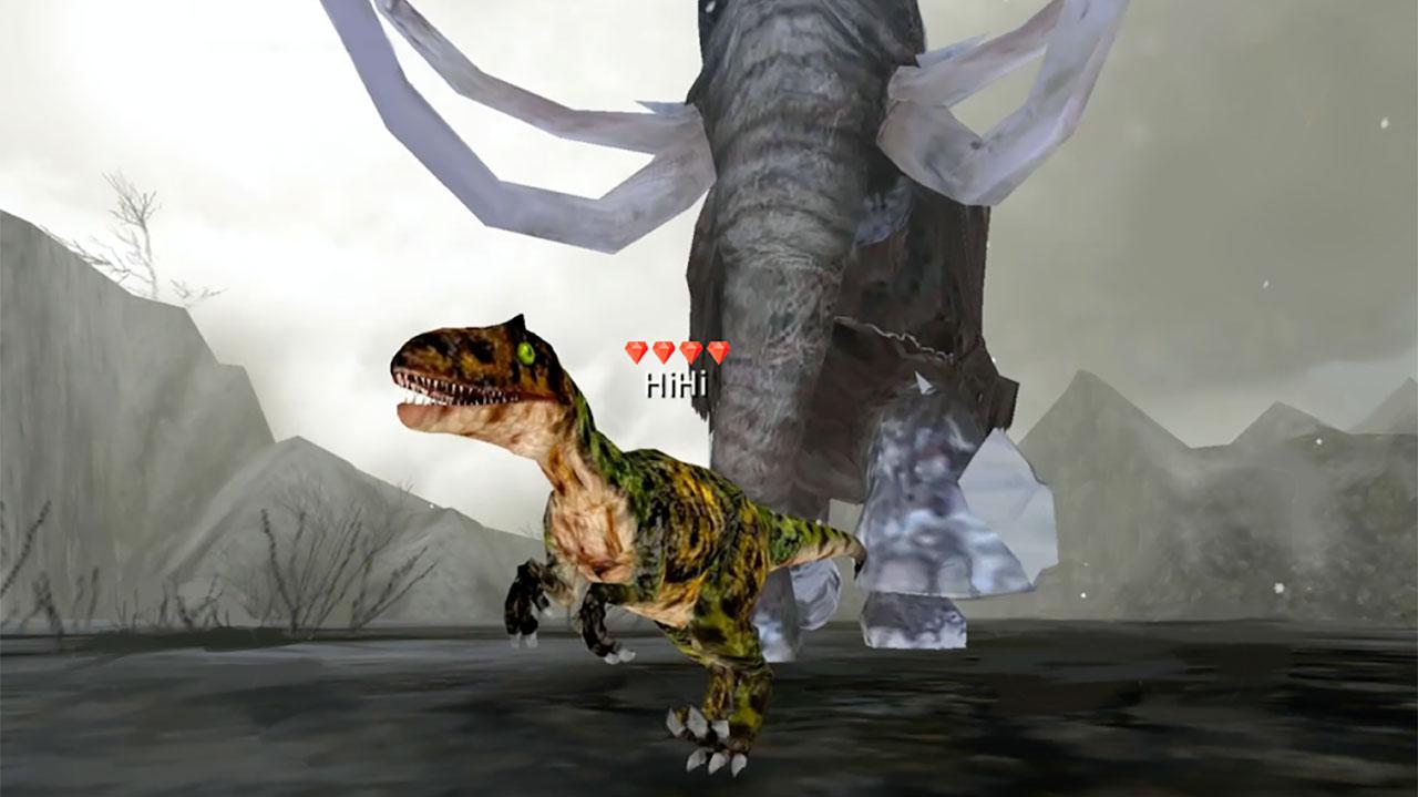 Dinos Online Mod Apk