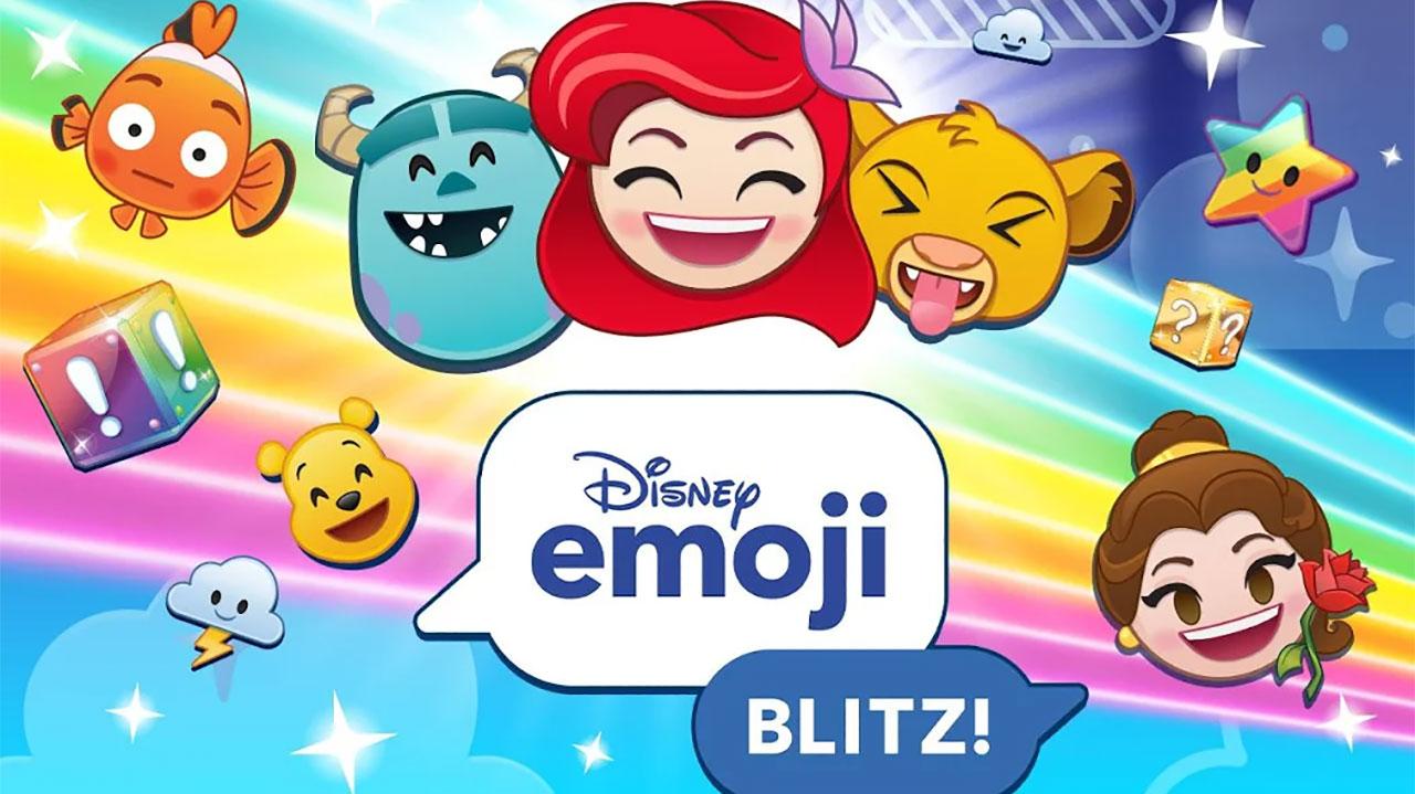 Disney Emoji Blitz Mod Apk