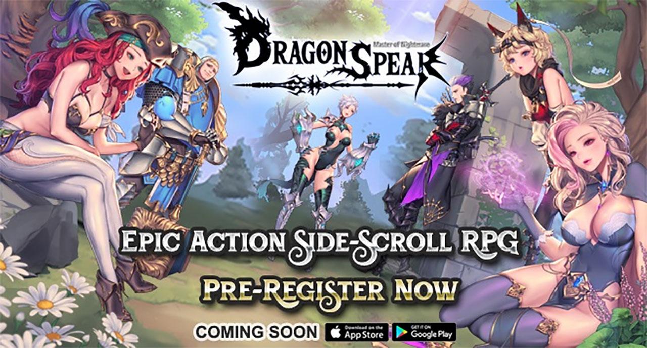 Dragon Spear Mod Apk