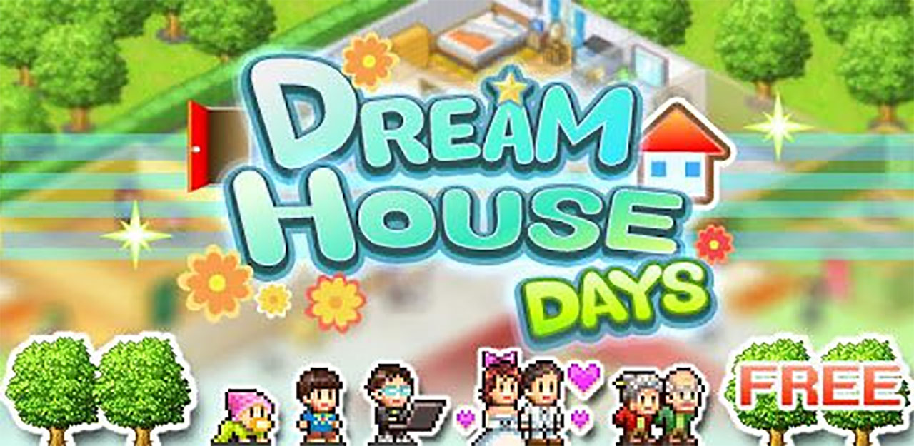 Dream House Days Mod Apk