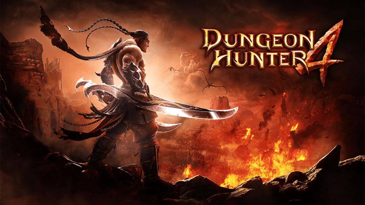 Dungeon Hunter 4 Mod Apk