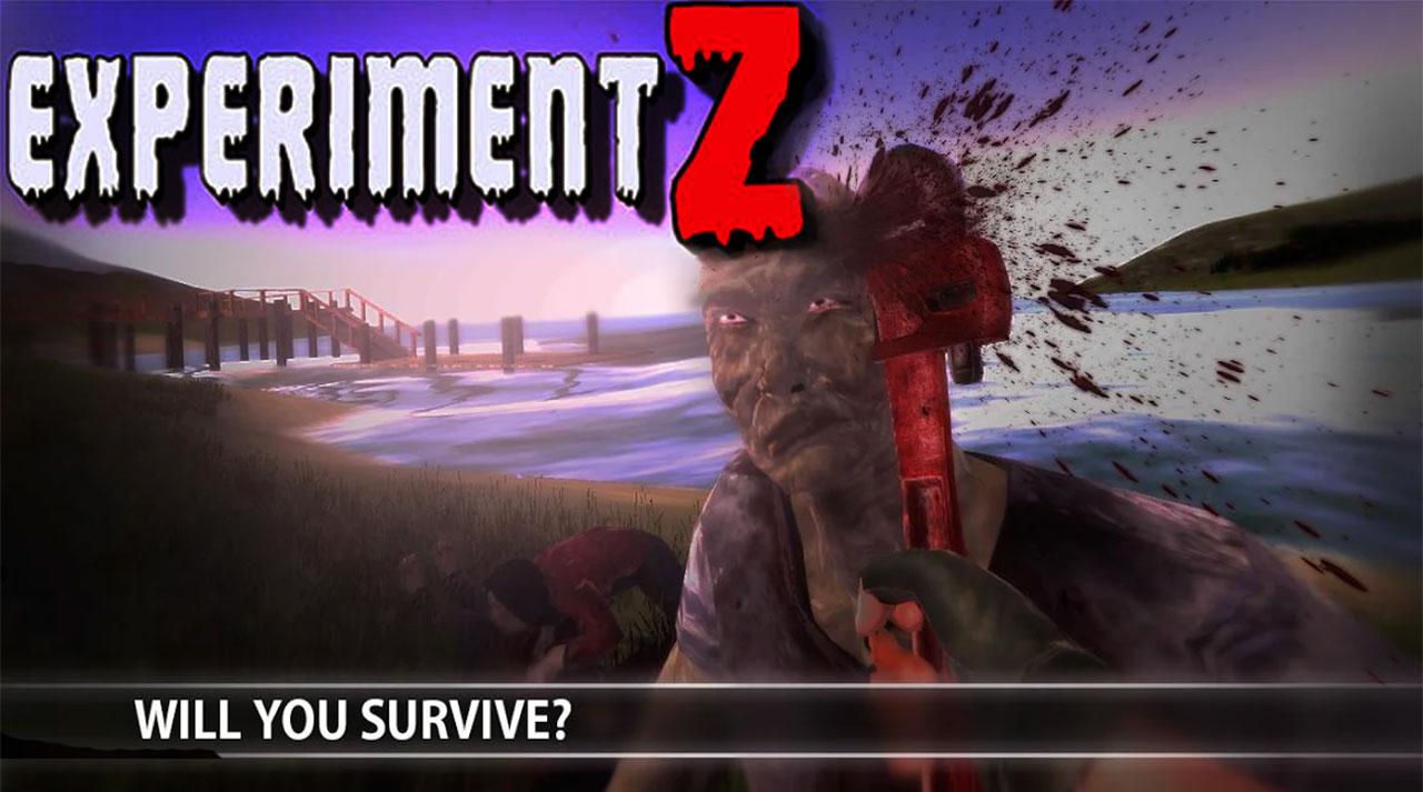 Experiment Z - Zombie Mod Apk