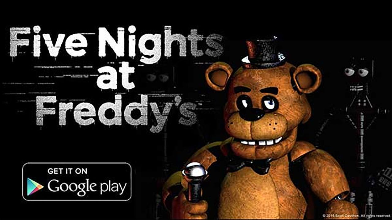 Five Nights at Freddys Mod Apk - Five Nights At Freddy's 2.0.2 (Unlocked)