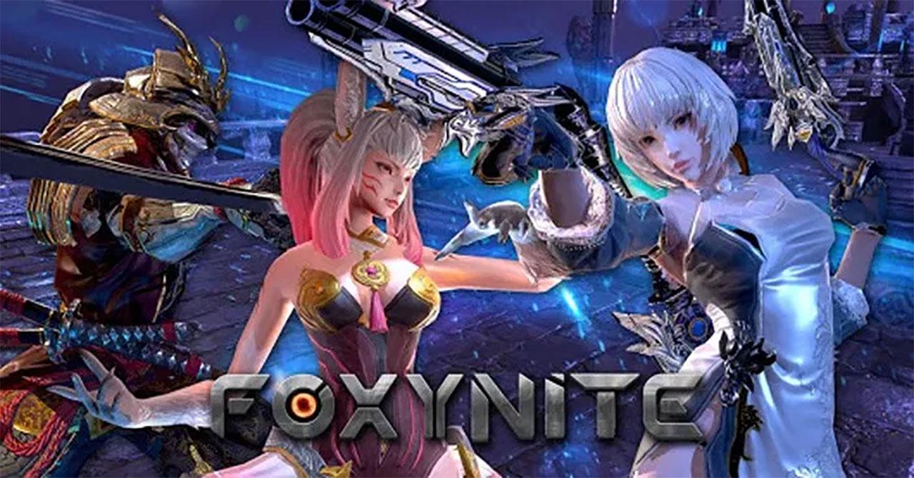 Foxynite Mod Apk