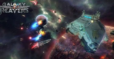 Galaxy Reavers - Starships RTS Mod Apk
