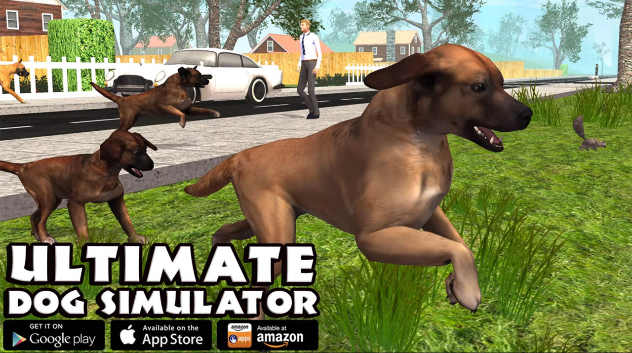 Ultimate Dog Simulator Mod Apk