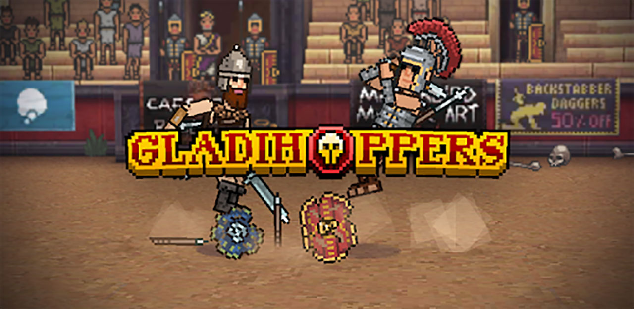 Gladihoppers - Gladiator Battle Simulator! Mod Apk