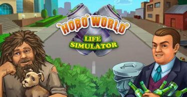 Hobo World - life simulator Mod Apk