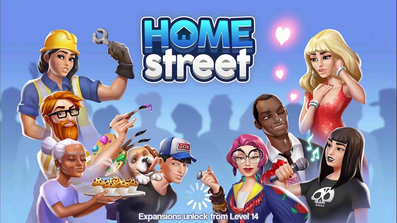 Home Street – Home Design Game Mod Apk