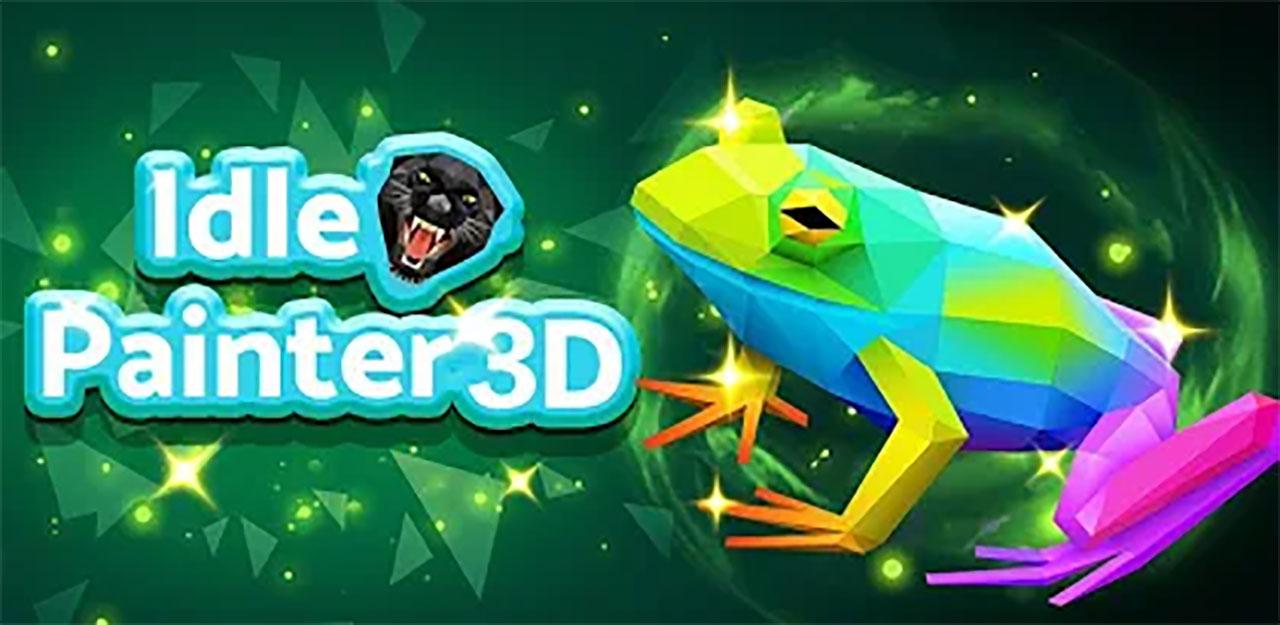 Idle Painter 3D Mod Apk