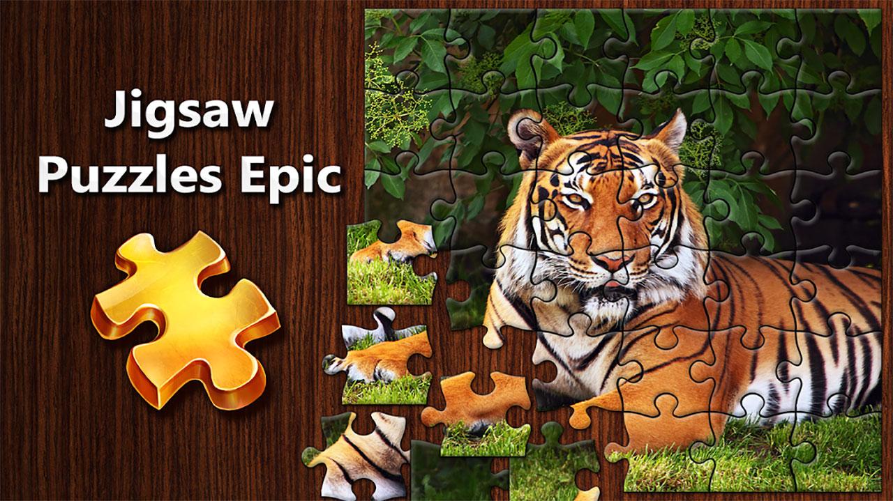 Jigsaw Puzzles Epic Mod Apk