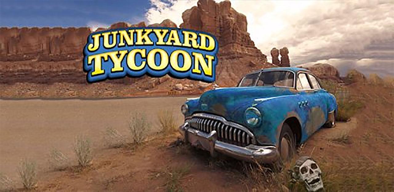 Junkyard Tycoon - Car Business Simulation Game Mod Apk