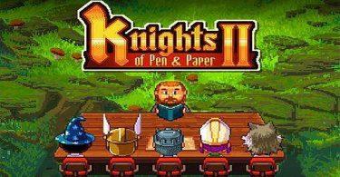 Knights of Pen & Paper 2, Pixel RPG, Retro Game Mod Apk