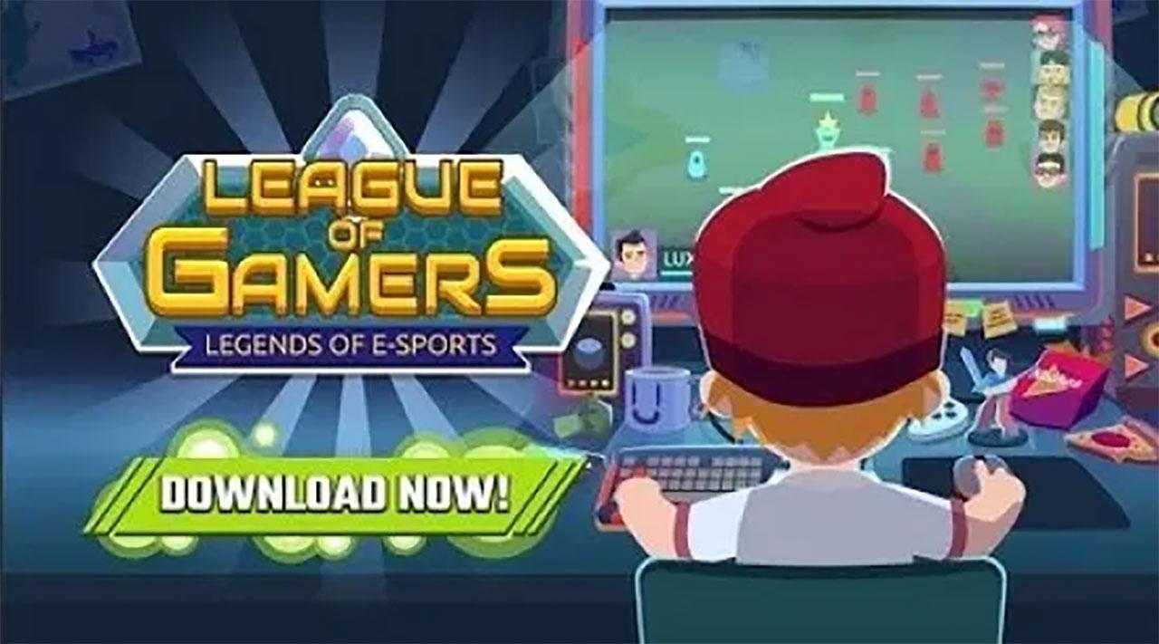 League of Gamers: Be an Esports Legend! Mod Apk