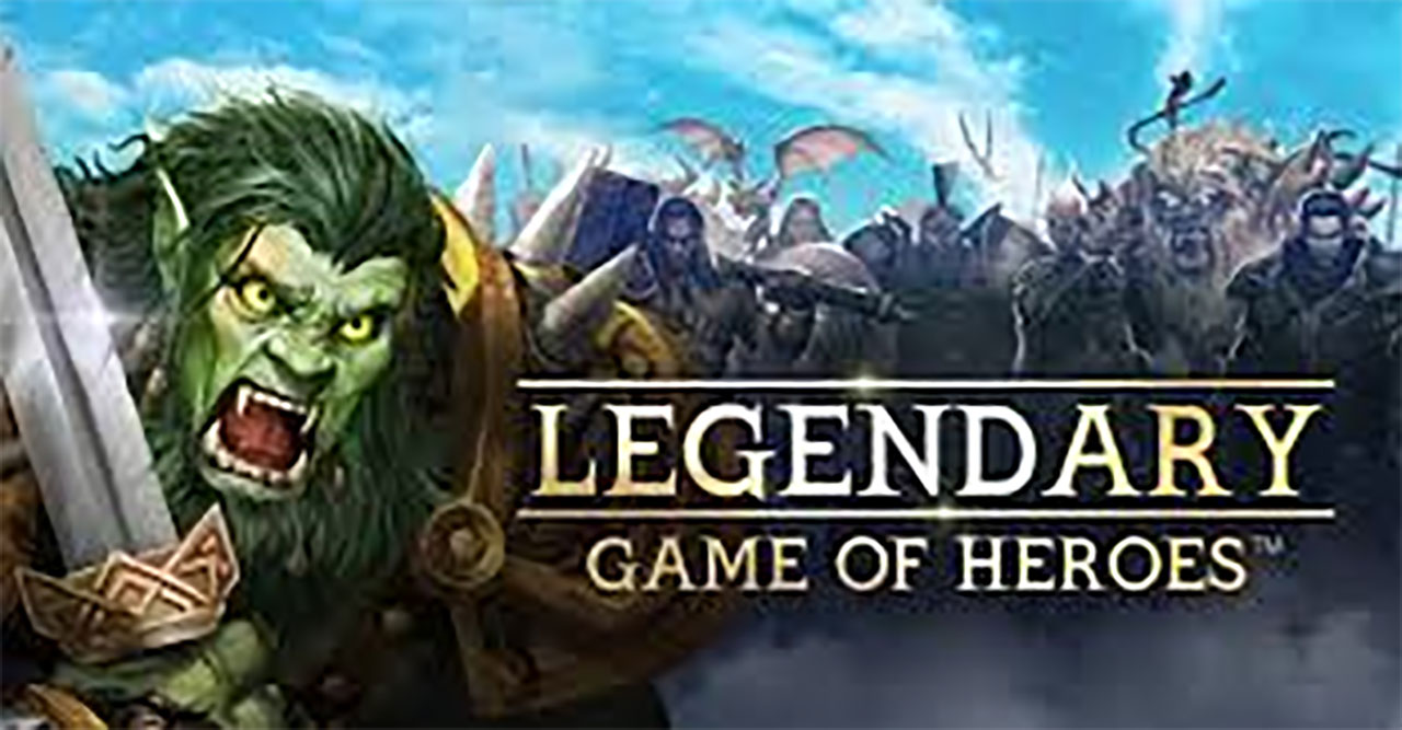 Legendary: Game of Heroes - Fantasy Puzzle RPG Mod Apk