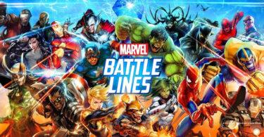 MARVEL Battle Lines Mod Apk