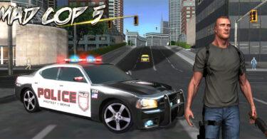 Mad Cop 5 Police Car Simulator Mod Apk
