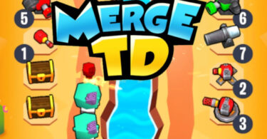 Merge TD: Idle Tower Defense Mod Apk