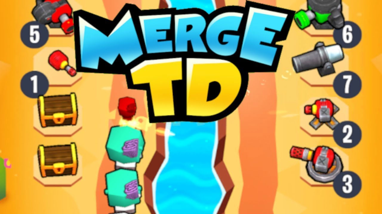 Merge TD: Idle Tower Defense Mod Apk