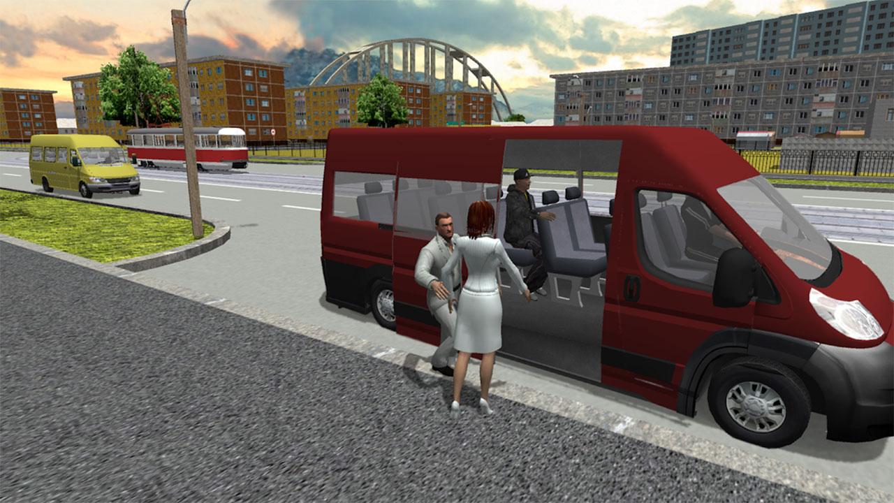 Minibus Simulator 2017 Mod Apk
