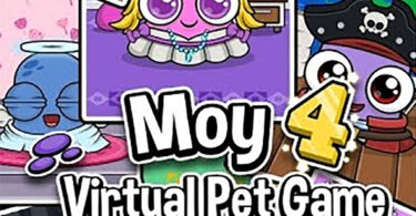 Moy 4 🐙 Virtual Pet Game