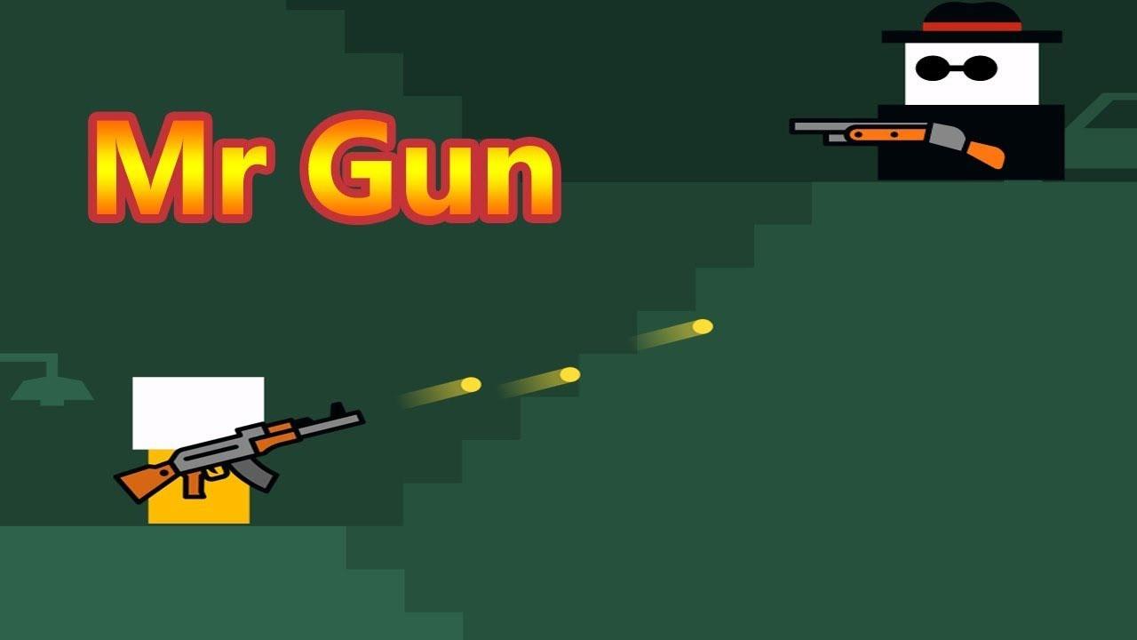 Mr Gun Mod Apk