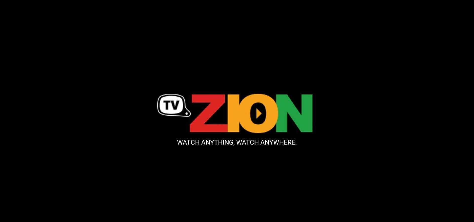 TVZion Mod Apk