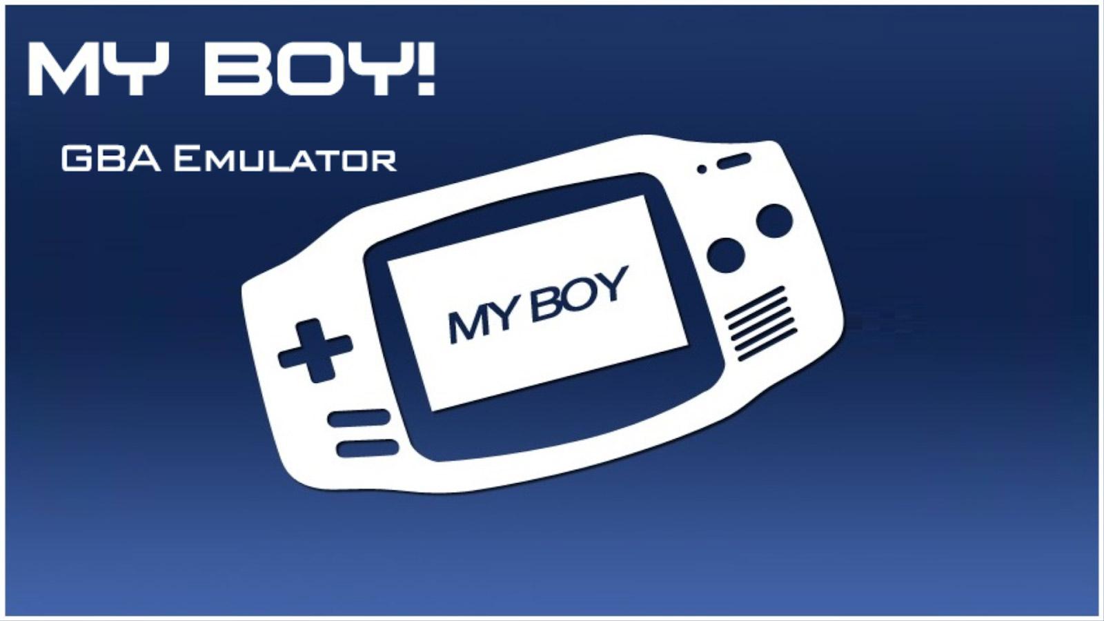 My Boy! - GBA Emulator Mod 1.8.0 (Full Unloked)