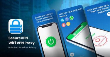 Secure VPN Mod APK 3.0.7 (VIP Unlocked)