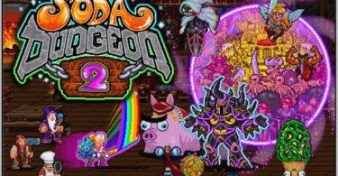 Soda Dungeon 2 Mod Apk 1.1.1 (Unlocked All)