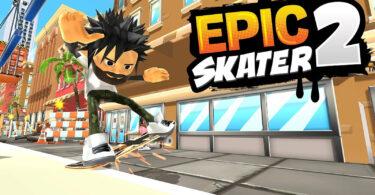 Epic Skater 2 Mod Apk 1.239 (Unlimited Money)